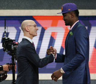 NBA Draft Tracker: Top picks, trades and surprises as they happen