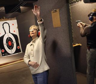 Winning the gun control debate starts with firing a gun