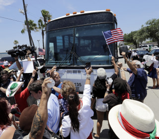 'Keep Families Together' rallies draw thousands of protesters across nation