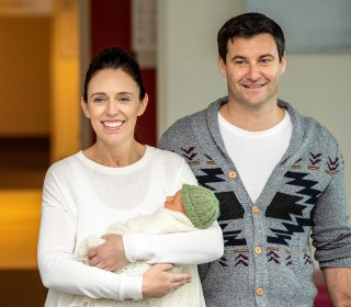 New Zealand Prime Minister Ardern names newborn daughter Neve Te Aroha
