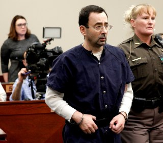 Gymnastics doc Larry Nassar, trainer Debbie Van Horn charged in Texas