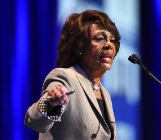 Rep. Waters calls for harassing admin officials, Trump calls her 'low IQ'
