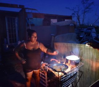 Food shortages persist in Puerto Rico 10 months after Hurricane Maria