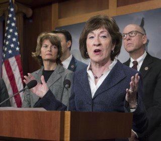 Sens. Collins and Murkowski become early focus of Senate's court fight