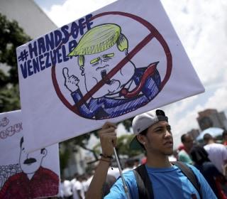 Trump pressed aides about Venezuela invasion, official tells AP
