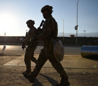U.S. service member killed, one wounded in apparent 'insider attack' in Afghanistan