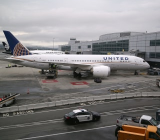 Woman sues United Airlines after allegedly being groped by off-duty pilot on flight