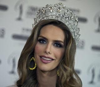 Transgender Miss Universe contender speaks up for trans kids