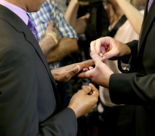 Legal same-sex marriage helps gay men's health, research shows
