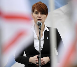 Russian Mariia Butina charged as foreign agent who eyed NRA, pols