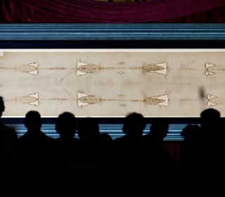 Forensic research (once again) suggests the Shroud of Turin is fake