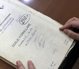 Communist-era secret police files reopen old wounds in Albania