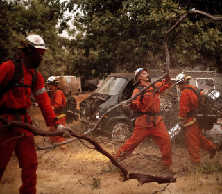 100,000 acres later, Yosemite's Ferguson Fire declared fully contained