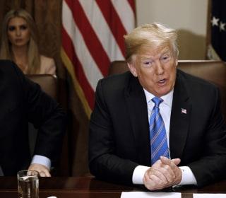 Trump says Russia isn't targeting U.S., again contradicting intel community