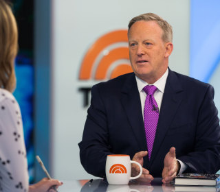Sean Spicer: Mueller's investigation is not a witch hunt