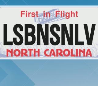 In reversal, North Carolina DMV approves lesbian license plate