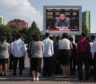 North Korea's ex-poet laureate has a human-rights message for Trump
