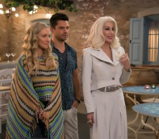 'Mamma Mia: Here We Go Again!' has even less plot than the original — but way more fun (and Cher)