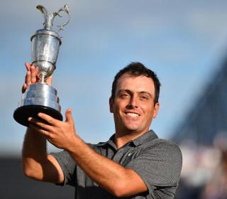 Francesco Molinari becomes 1st Italian man to win major golf championship