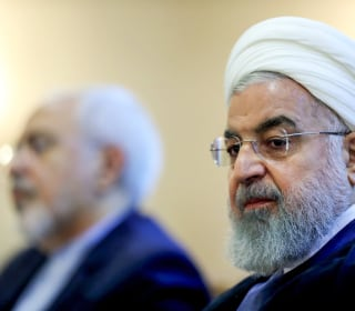 Trump to Iran's Rouhani: 'Never, ever threaten the United States again'