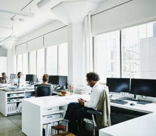 Is an open office plan hindering your productivity? Here's how to make it work for you.