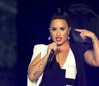 Demi Lovato hospitalized after apparent drug overdose