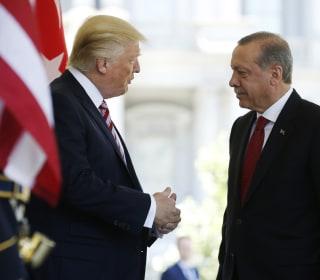 Trump doubles metals tariffs on Turkey, sending lira into freefall
