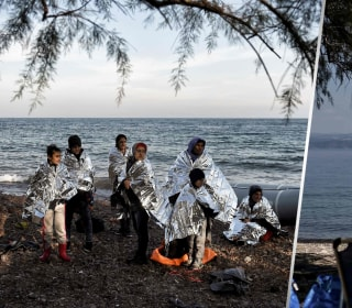 Traces of migrant crisis fade from Lesbos beaches three years later