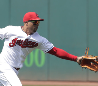 Indians outfielder battles life-threatening bacterial infection