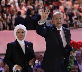 Turkey's Erdogan vows country will defy economic threats as U.S. tensions escalate
