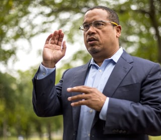 Minnesota Democrats endorse Ellison amid abuse allegation