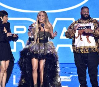 J. Lo, Camila Cabello and Cardi B win big at the Video Music Awards