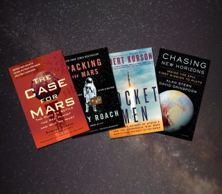 17 books about space that make great holiday gifts
