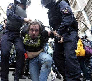 Protests against Putin's pension age proposals sweep Russia