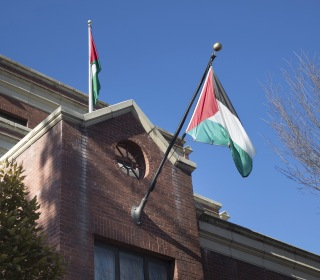 U.S. plans to close PLO office in D.C., Bolton blasts Int'l Criminal Court