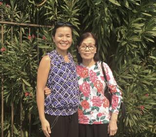 This professor began studying Alzheimer's caregivers. Then her mother showed symptoms.