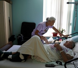 Evacuate or stay? For nursing homes in storm's path, the decision isn't easy