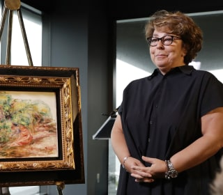 Jewish collector's descendant gets Nazi-looted Renoir painting back