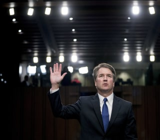 Second accusation against Kavanaugh puts his confirmation in real jeopardy