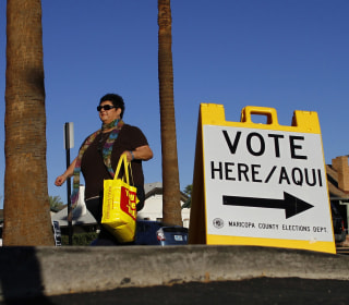 Six-in-10 Latinos have not been contacted about elections, survey shows