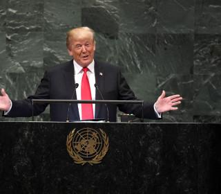 Trump addresses U.N., brags about his accomplishments, draws derisive laughter