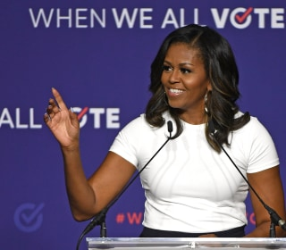 Michelle Obama hits the road to push midterm voter turnout