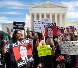 During Kavanaugh-Ford hearing, calls to sexual assault hotline spiked by 201 percent