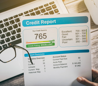 Need to boost your credit score for a better mortgage rate? Here's how one woman did it.
