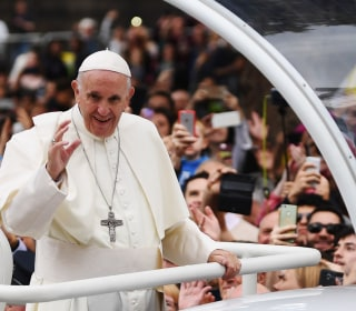 North Korea wants Pope Francis to visit, South Korea says