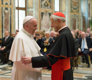Pope Francis accepts D.C. Cardinal Donald Wuerl's resignation