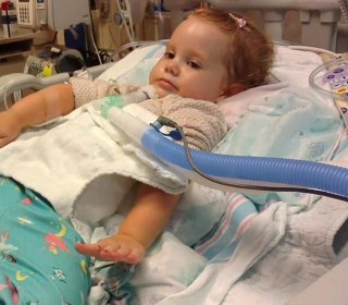 Polio-like illness is on the rise with 87 possible cases