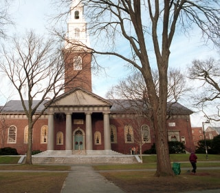 As Harvard admissions trial nears end, former president defends school