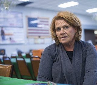 Sen. Heidi Heitkamp apologizes for identifying sex assault survivors without permission in campaign ad