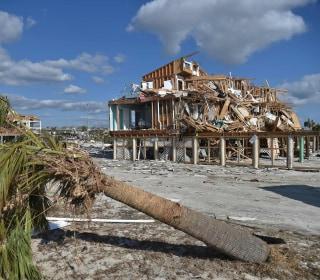 Michael's destruction exposes weaker building codes in Florida's Panhandle